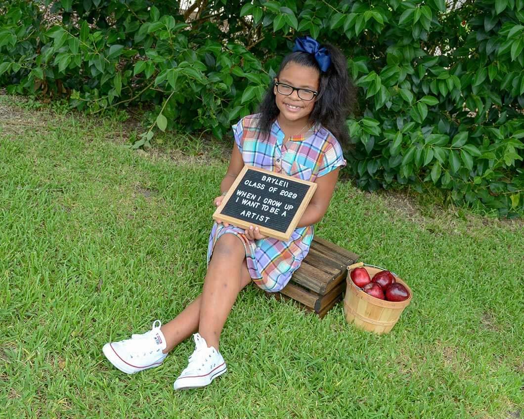 kids portrait photography in Angleton TX